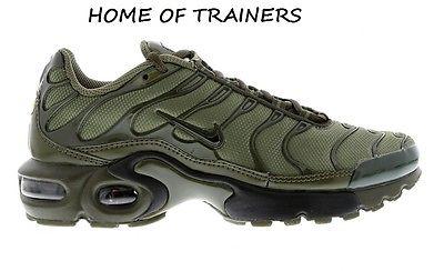 chaussure nike air plus kaki